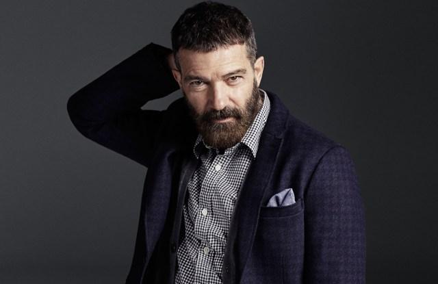 Antonio Banderas Design Selected Homme Collection