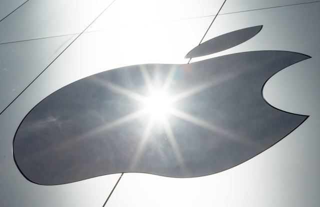 Inside Apple's new flagship in San Francisco's Union Square.