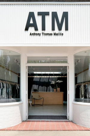 A look at the ATM Anthony Thomas Melillo pop-up shop in East Hampton.