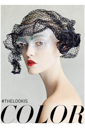 #TheLookIs September cover.