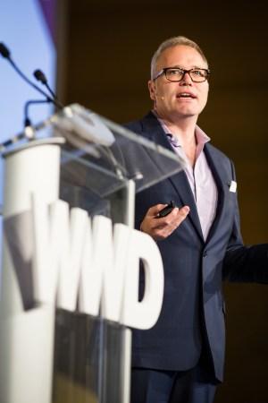 Hil Davis at the 2016 WWD Beauty CEO Summit
