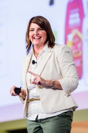 Jody Pinson at the 2016 WWD Beauty CEO Summit