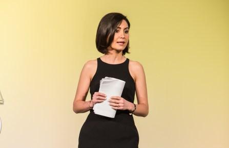 Muge Erdirik Dogan at the 2016 WWD Beauty CEO Summit