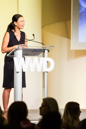 Yen Reis at the 2016 WWD Beauty CEO Summit