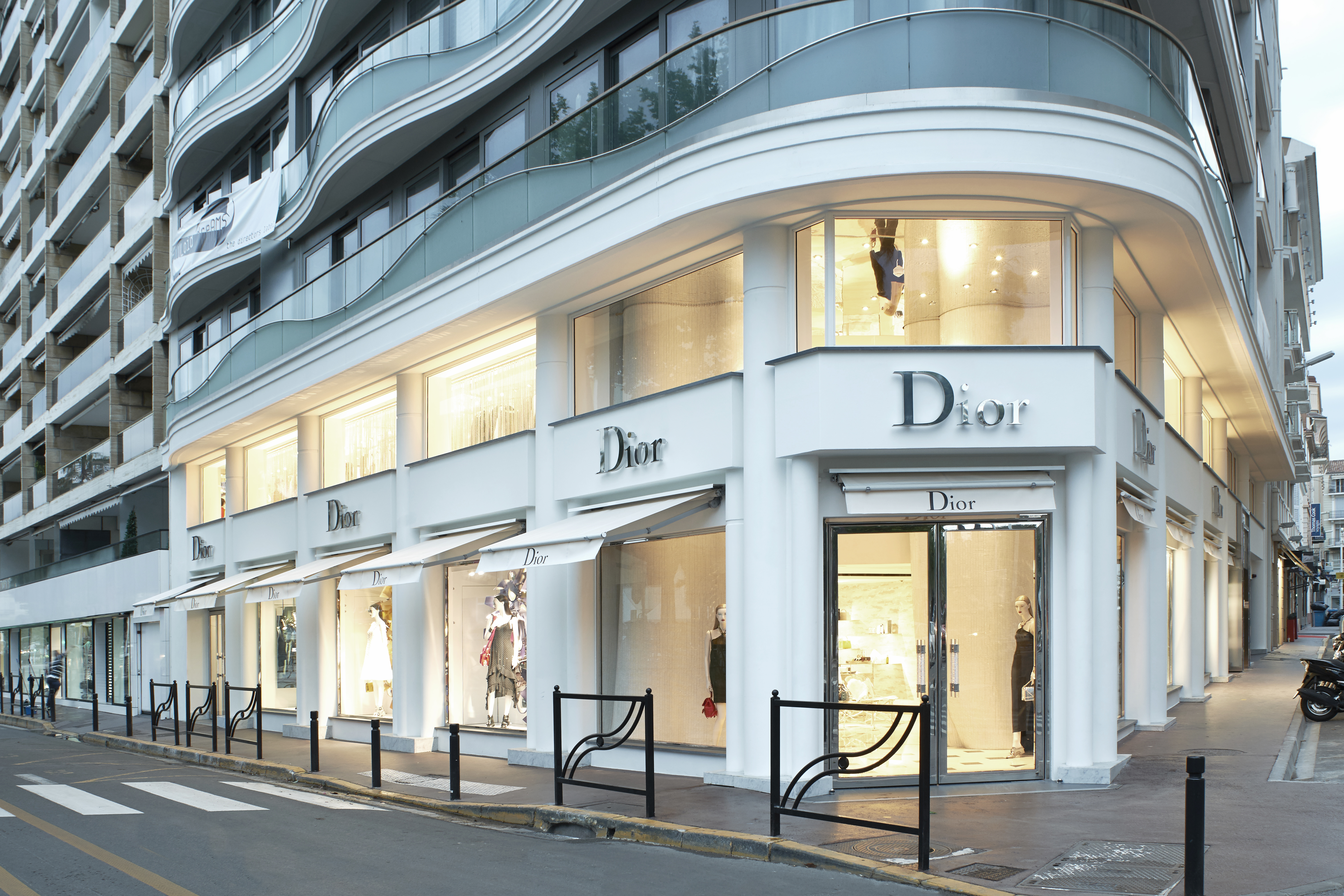 christian dior cannes store