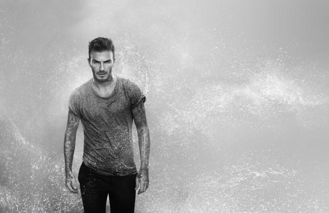 David Beckham for Biotherm Homme Aquapower