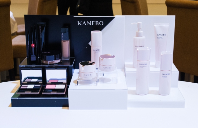 Products from the Kanebo brand