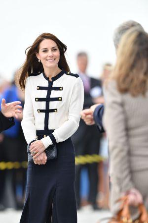 Duchess of Cambridge Alexander McQueen