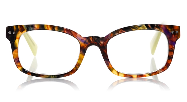 A pair of reading glasses from Eyebobs