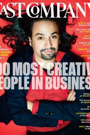 Fast Company's June cover.