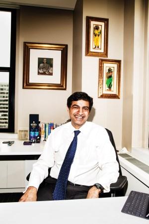 GGP chairman and chief executive Sandeep Mathrani