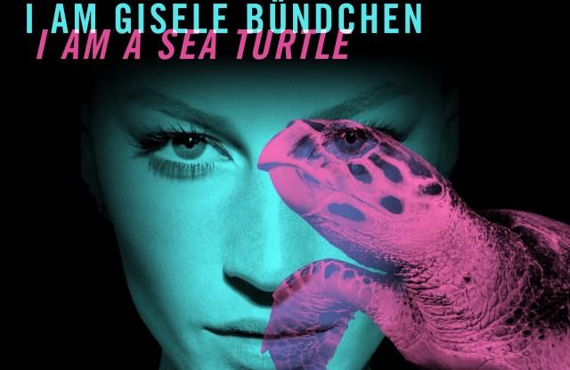 Gisele Bundchen's Wild for Life campaign