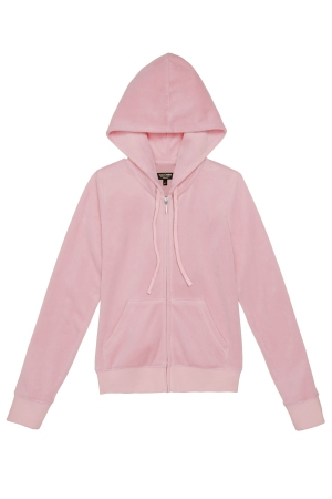 A look from The classic Juicy Couture tracksuit collection at Bloomingdale's.