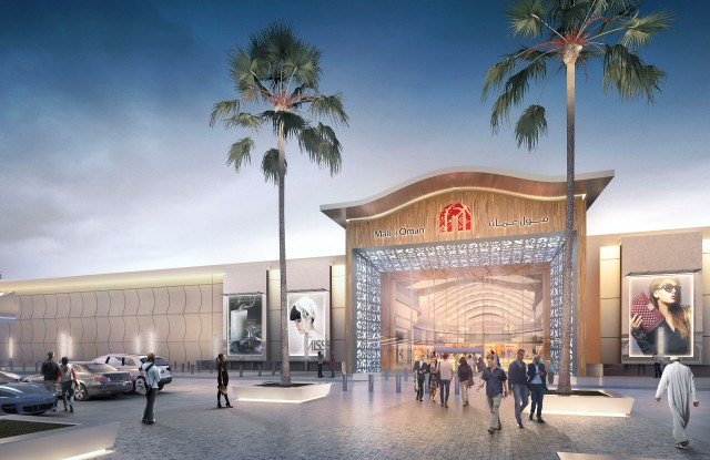 Mall of Oman will open in 2020