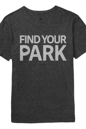 joseph gordon levitt national park t-shirt