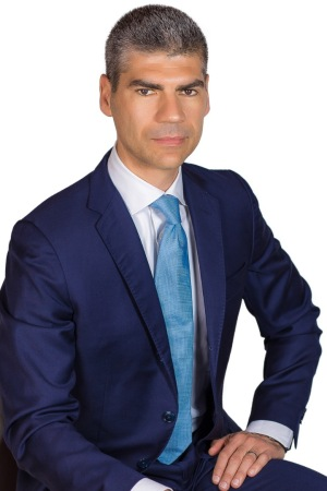 Marchon's new president, Nicola Zotta