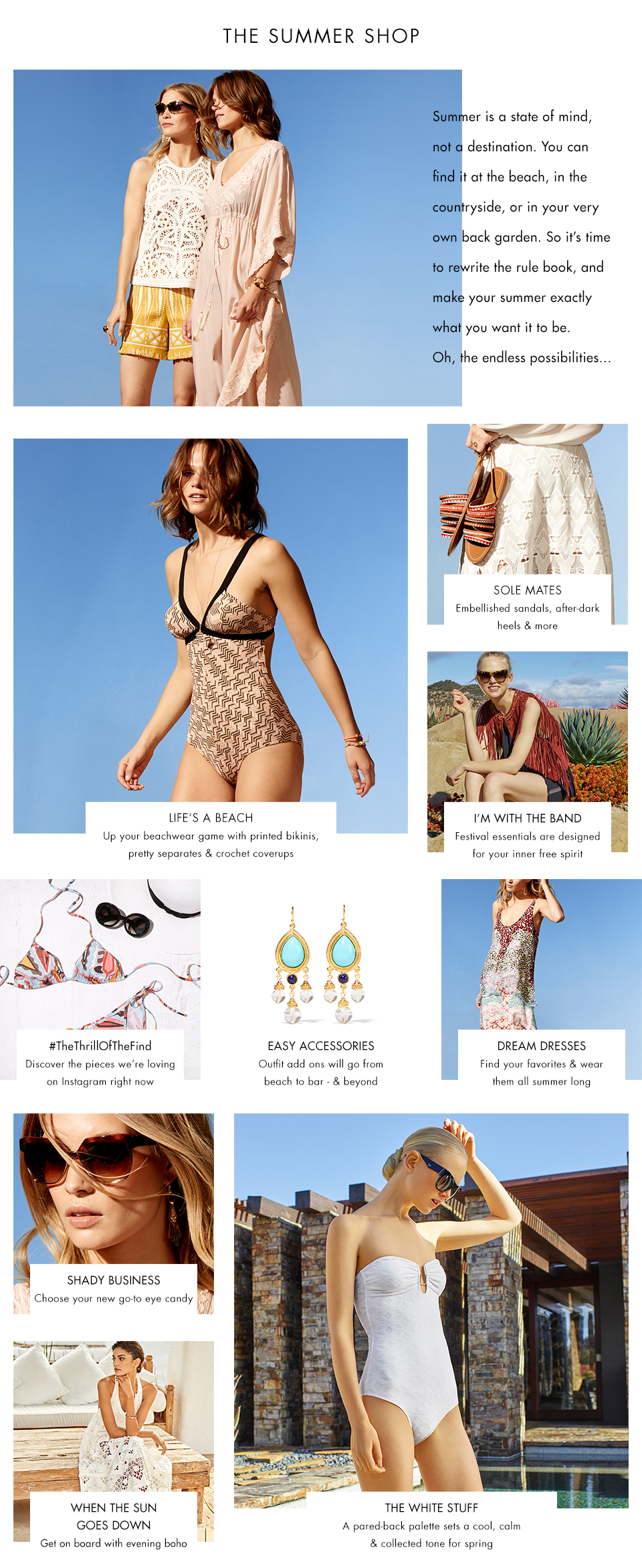 Outnet.com Summer Shop