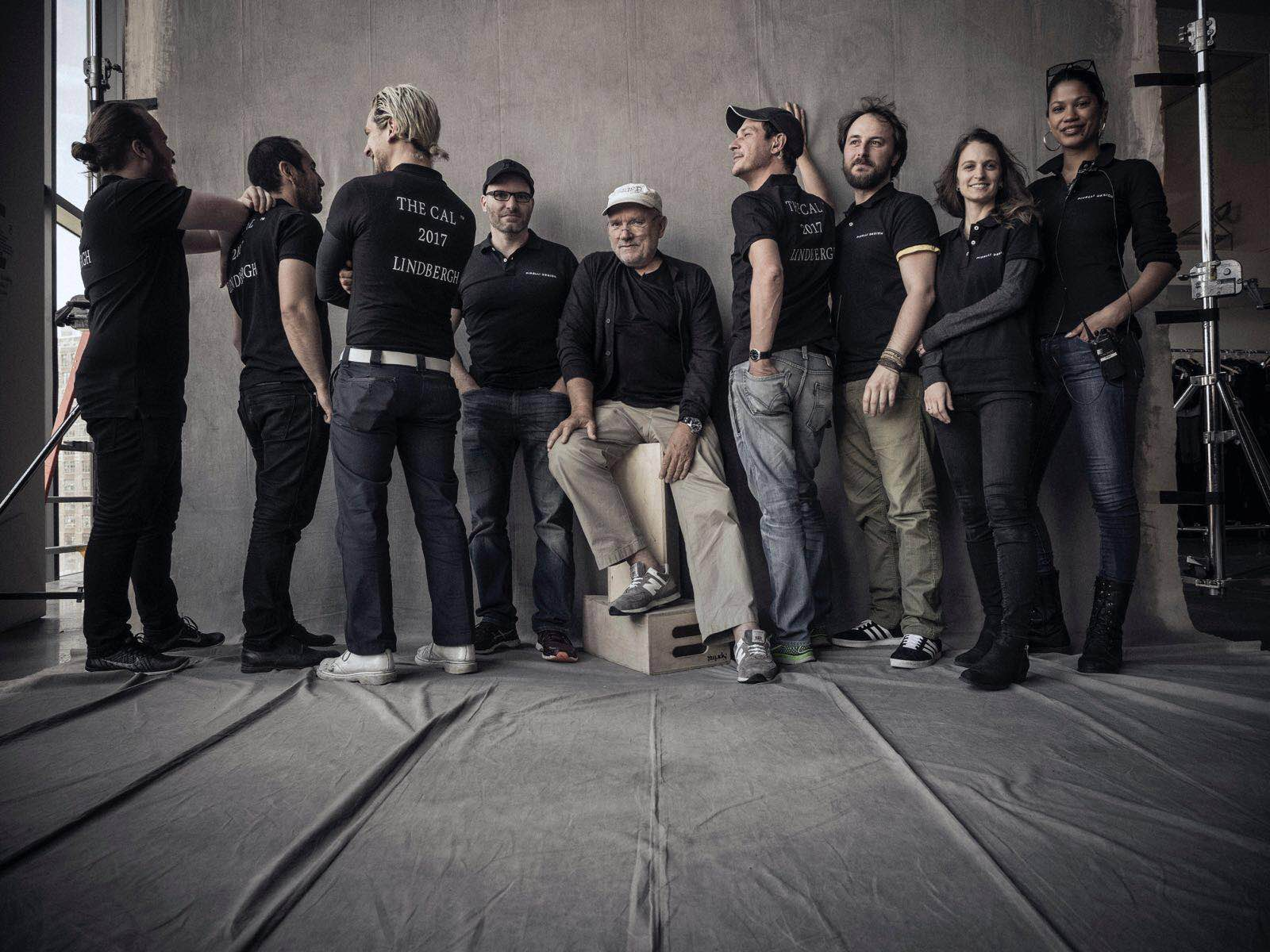 Peter Lindbergh will shoot the Pirelli calendar.