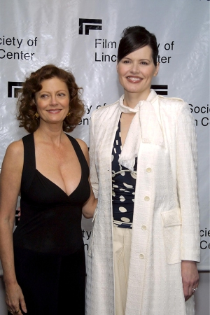 Susan Sarandon and Geena Davis.