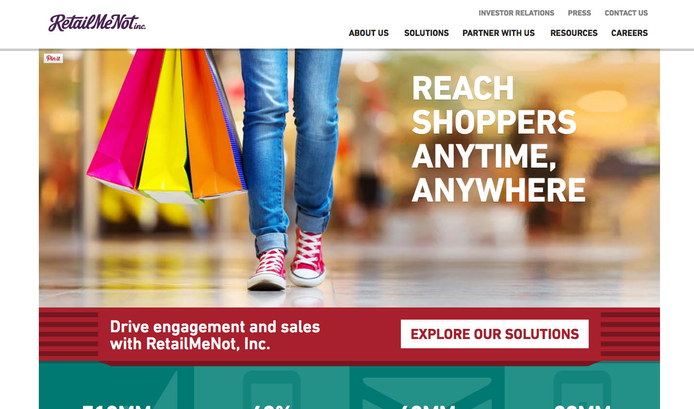 Ron Perelman Company Buys Retailmenot For 360 Million In Cash Wwd
