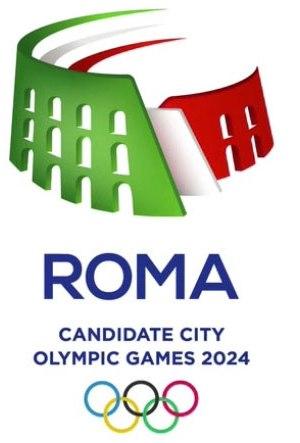 Rome 2024 logo