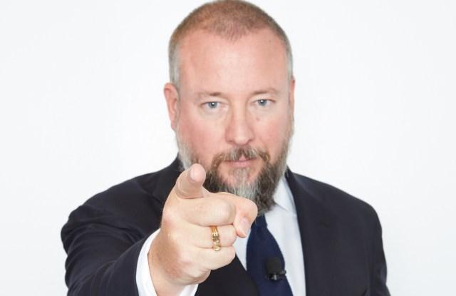 Vice cofounder Shane Smith