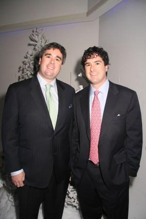 Shep Murray and Ian Murray
