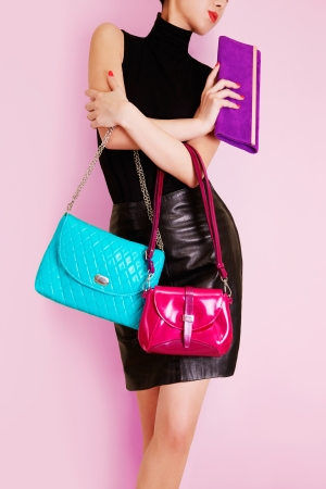 Millennials think about their handbag purchase more than a month in advance.