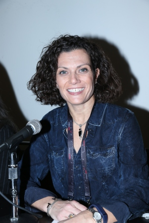 Tricia Carey in Tencel and cotton denim.