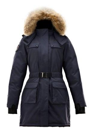 Triple F.A.T. Goose women's coat.