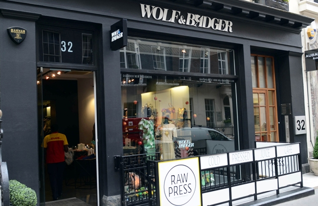 Wolf & Badger Store