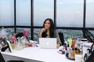 Huda Kattan, WWD Beauty Inc's roundup of 50superstars under 40