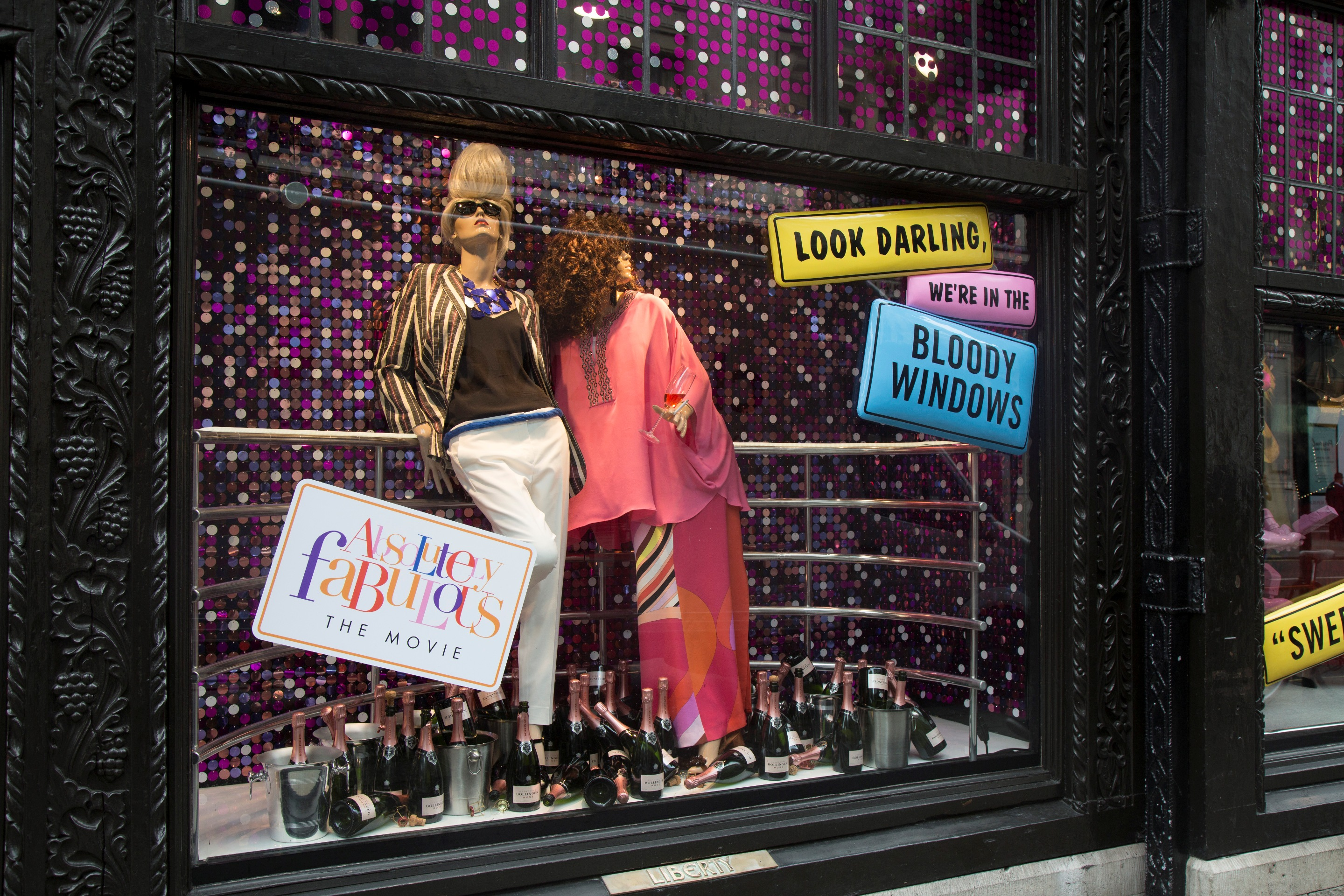 Absolutely Fabulous: The Movie Liberty