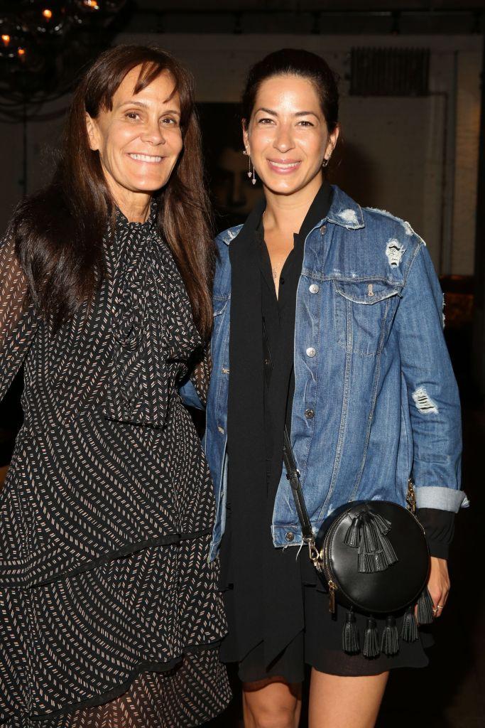 Julie Gilhart and Rebecca Minkoff Arianna Huffington Celebrates 'The Sleep Revolution' With NeueHouse Dinner
