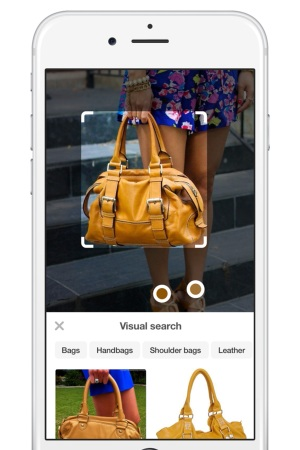 Automatic object detection on Pinterest