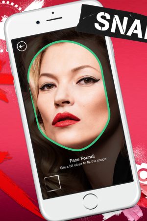 "Rimmel ""Get the Look"" App"