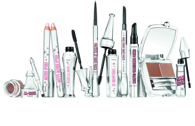 The Benefit Brow Collection.