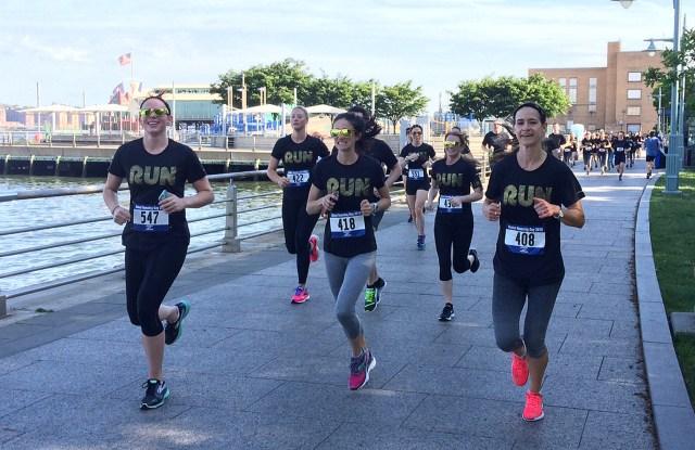 Brooks celebrated Global Running Day.