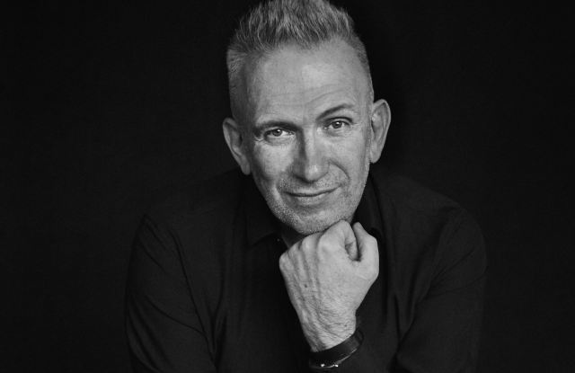 Jean Paul Gaultier photographed by  Peter Lindbergh