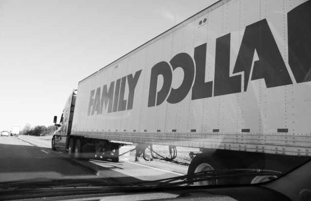 Family Dollar has over 8,000 units.