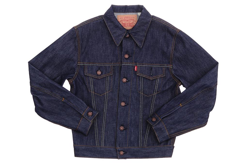 Levi's Type III jacket.