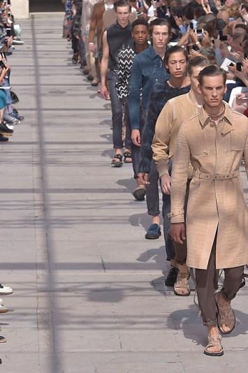 Louis Vuitton Men's Spring 2017