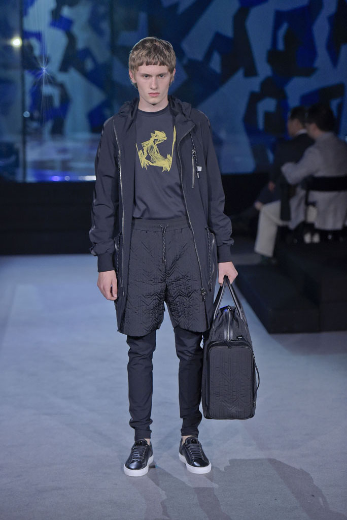 MCM x Christopher Raeburn Men's Spring 2017