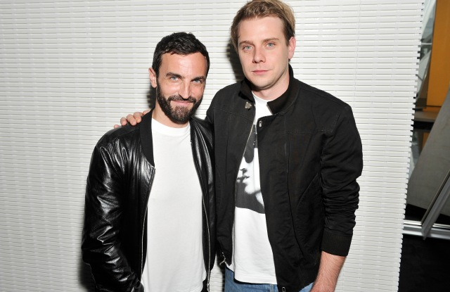 Nicolas Ghesquière and Jonathan Anderson LVMH Prize