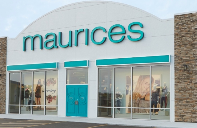 A Maurices store.