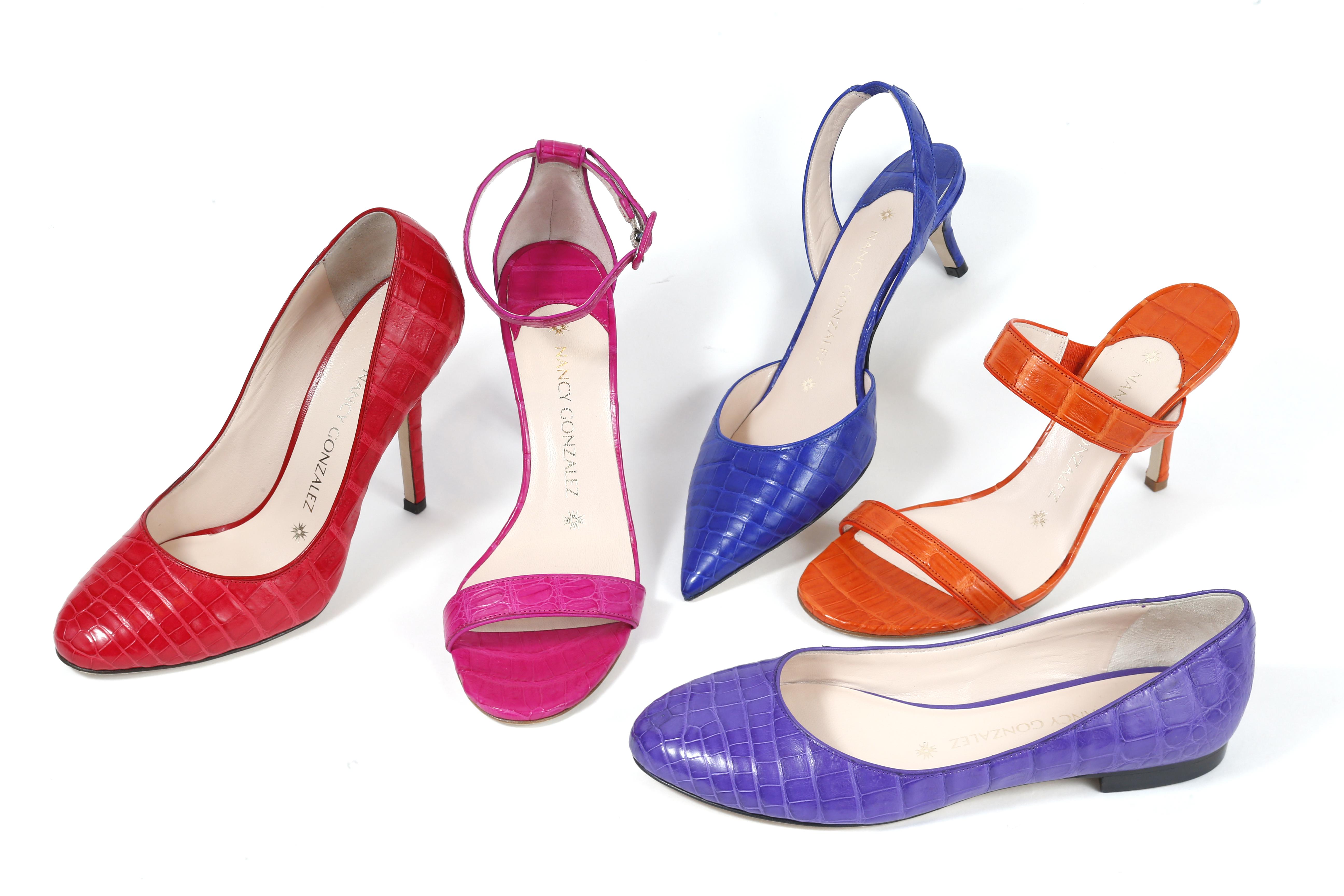 Nancy Gonzalez shoes.