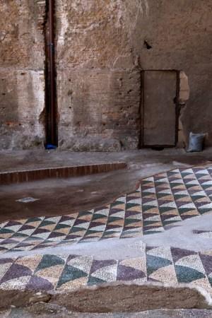 particolare del mosaico resaturato (4)