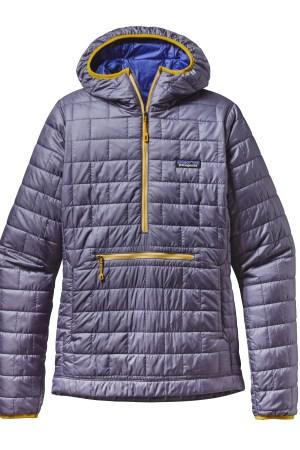Patagonia's Nano Puff jacket with Primaloft's Gold Insulation Eco fiber.
