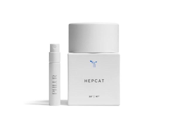 Phlur's Hepcat fragrance.