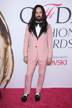 Alessandro Michele 2016 CFDA Fashion Awards, Arrivals, New York, America - 06 Jun 2016